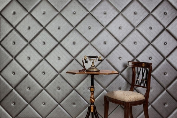 Faux Leather Tiles Ideas