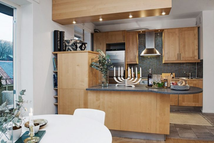 Kitchen Modern Apartment 3