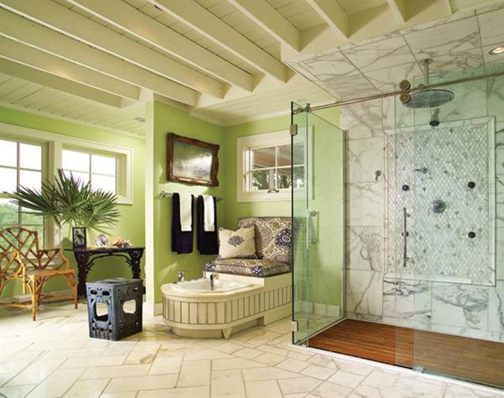 Shower Spa Design Ideas
