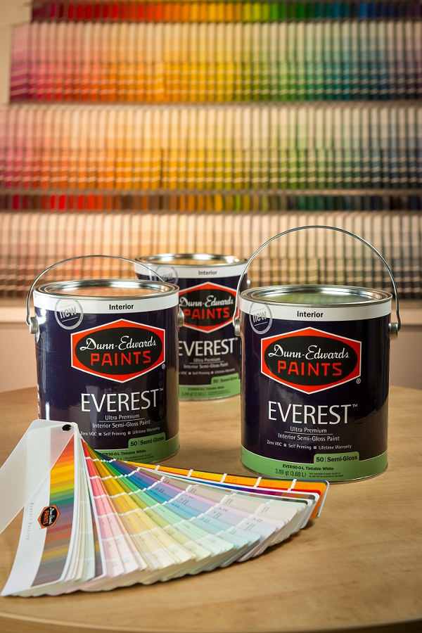 Dunn Edwards Paint Color Chart