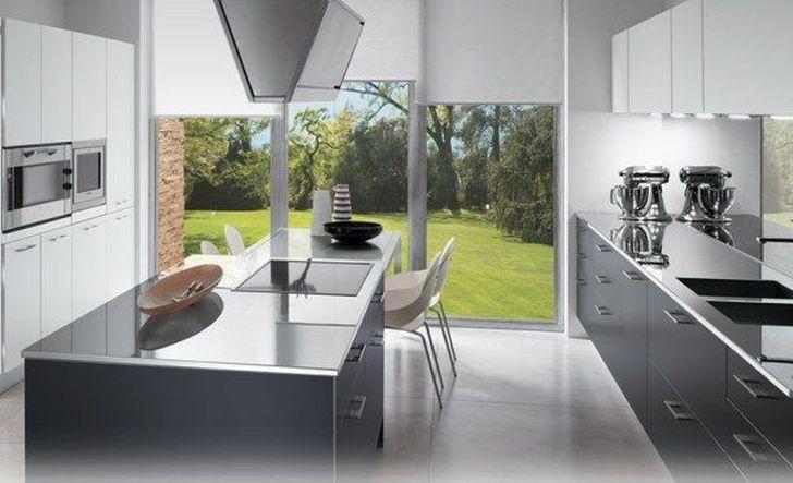 Italian Kitchen Designs by Ernestomeda