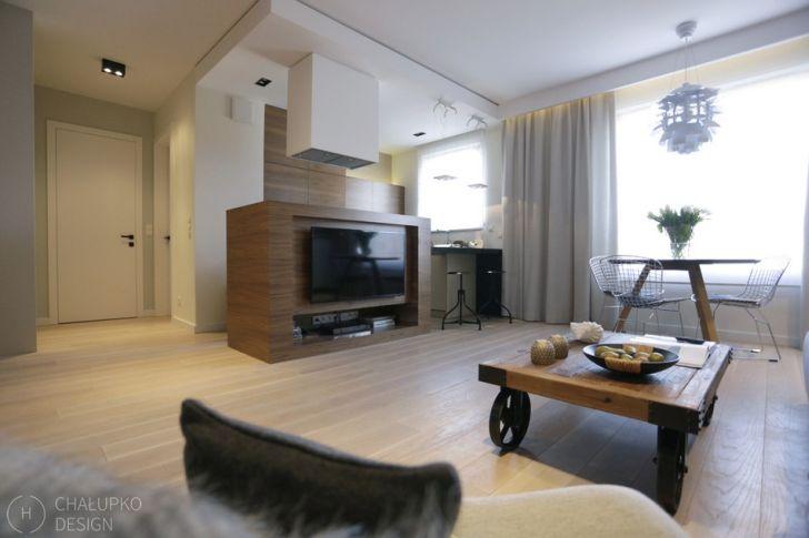 Elegant Design of Loft in Warsaw by Chalupko Design
