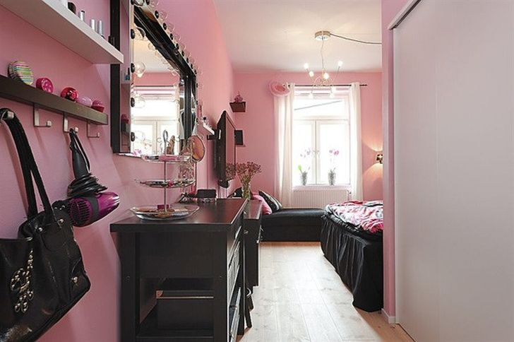 Sweden Apartment With Fascinating Decors